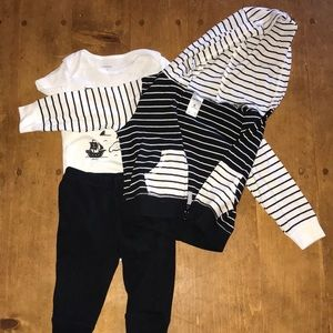 Carter's 3 Piece Baby Boy Set